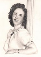 Betty Horne by artemiscrow
