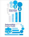 Internship Progress Tracker 2 by Marniebright