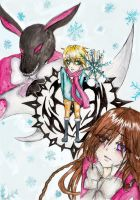 Pandora hearts: winter contest by angelz-devil