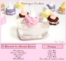 Meringue Cookies by Tonya-TJPhotography