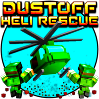 Dustoff Heli Rescue by POOTERMAN