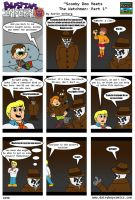 Scooby Doo Meets The Watchmen: Part 1 by DairyBoyComics