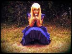 Alice and the flower by yaoiqueen-13