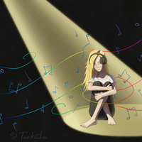 How the music moves by Tankitha