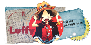 Luffy by Lake90