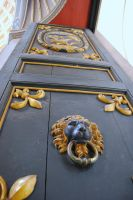 Door's Lion by MetallerLucy
