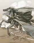 Thestral colored - sort of by bluefooted