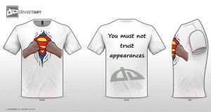 You must not trust appearances by KR4SH-designer