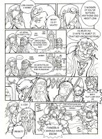 Zelda Comic Commission: Their Worst Fears by Bella-ran