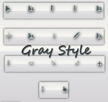 Gray Style by Hard-100