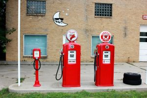 Texaco by silverlakephotos