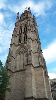 Bordeaux Cathedral by RosVailintin