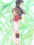 Aerith and Zack: Always With me by scorchalives