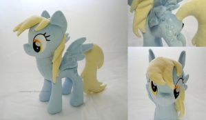 Derpy by PlanetPlush