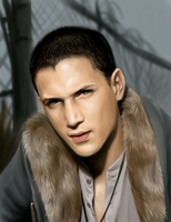 Wentworth Miller by chuanerya