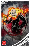 ghost rider by SeanLenahanSD