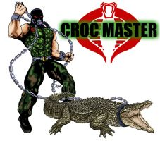 Croc Master by RCarter