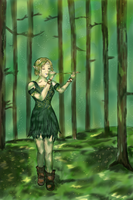 melody of the forest by Relion