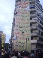 Egyptian Revolution 10 by Magdyas