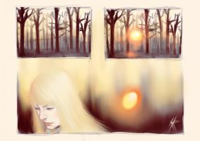 Storyboard - Woods part by Melllorine