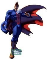 Demitri Maximoff in ultimate marvel vs capcom 3: by CapcomGuy