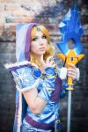 The Crystal Maiden by Brillhart