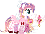 Magical Girl Pony Adoptable (CLOSED) by KingPhantasya