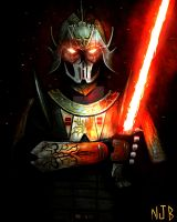 Darth Bane by TheSithLordJoker