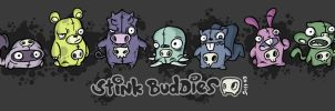 Stink Buddies by cronobreaker
