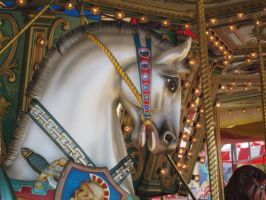 Carousel -2 by rachellafranchistock