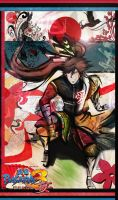 Sengoku Basara: Kyoto Fireworks Festival by The-Longfall-of-1979