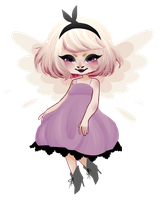 Rose Lalonde by ameliestuck