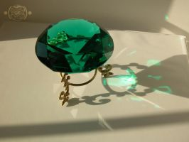 Emerald Study - 2 by chemb0t