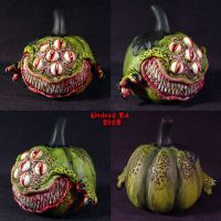 Rotten Pumpkin deco Creature by Undead-Art