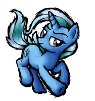 Trixie by EvolifanNo1