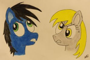 Derp Off!!! by CobaltBrony