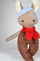 Leluko Hand Made Toys, Soft Toys, Rag Doll by LELUKO