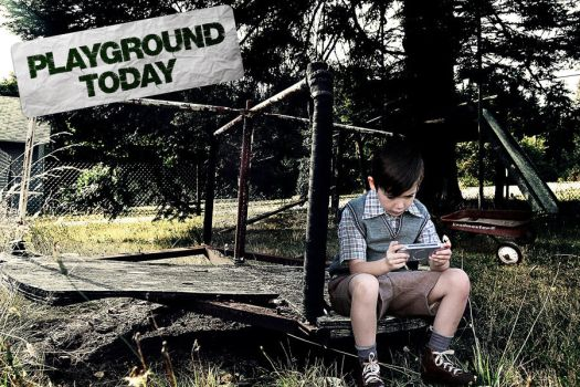 PLAYGROUND TODAY by Domenicos