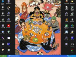 OP Desktop: Poker by persephohi
