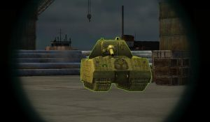 World of Tanks 'i wanna the maus' by Cippman