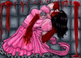+Hysteria in Pink+ by MaliciousMisery