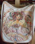Mucha bag by DariaGALLERY