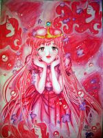 Princess Bubblegum by ArtsyVana