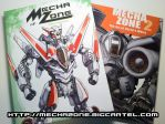 Mecha Zone 1.5 cover preview by Mecha-Zone