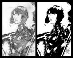 Mako Mori by Redg Vicente by TheInkPages