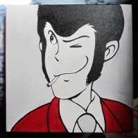 Lupin by pizzaplanet