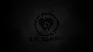 Rise Against Wide Wallpaper by CajeFM