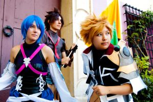 KH: Birth by Sleep by Azariel-Kirimn