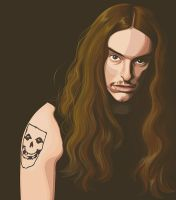 Cliff Burton 12  September 27 by geum-ja1971