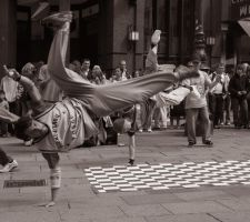 Street Dance 3 by erene